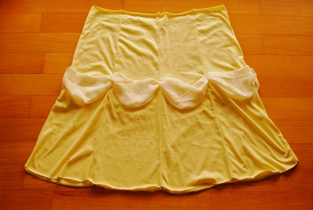 Как сшить платье белль 68