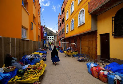 bolivia - How are Travel and Volunteering Related?