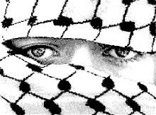 ojos palestina