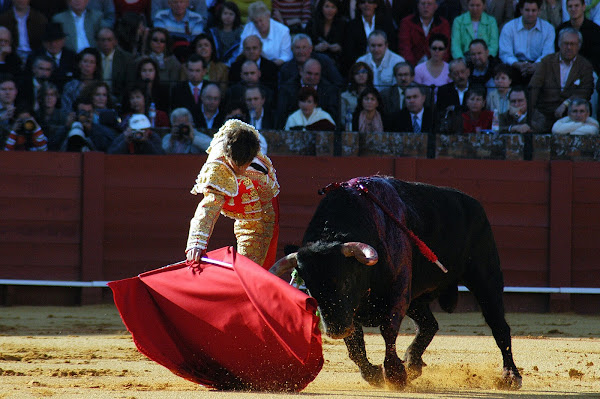 CORRIDA SHOW IN SPAIN