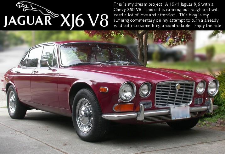 Jaguar XJ6 V8