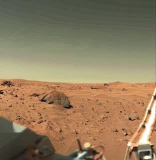 mars mission video