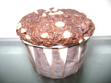 Almond Chocolate Muffins (plains - no box)