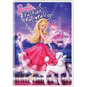 Full Movie Barbie A Fashion Fairytale Barbie leaves behind her