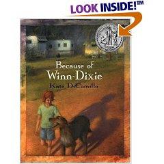 because of winn dixie reading level