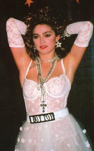 Inside The Costume Box: Madonna Costume Ideas 80s Style