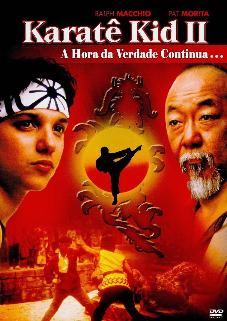 The Karate Kid Trilogy