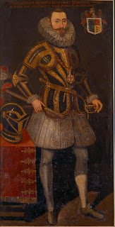 Donal Cam OSullivan Beare portrait