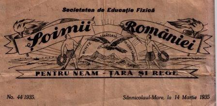 Soimii Romaniei - Sannicolau Mare