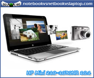HP MINI 210-1030NR 10.1-INCH BLACK NETBOOK - 9.75 HOURS OF BATTERY LIFE
