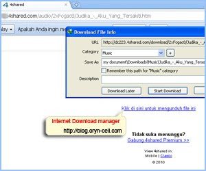 Memasang IDM Ke Google Chrome