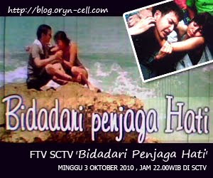 FTV SCTV Bidadari Penjaga Hati