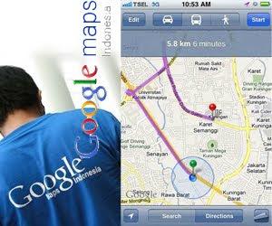 Cara Mengaktifkan Google Maps Di Ponsel Telkomsel