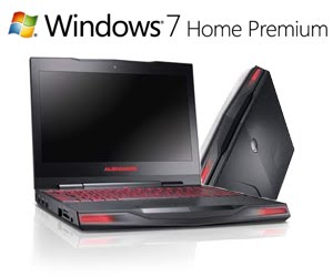 ALIENWARE AM11X-2894CSB INTEL CORE 2 DUO SU7300 PROCESSOR