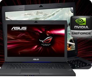 ASUS G73JW-A1 REPUBLIC OF GAMERS NVIDIA GTX 460M GRAPHICS WITH 1.5GB GDDR5