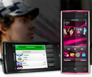 Browse > Daftar Handphone > Symbian > Nokia X6 16gb Spesifikasi Data