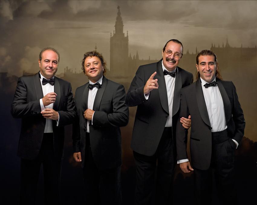 Cantores De Híspalis - 35 Años De Éxitos La Gran Fiesta De Las Sevillanas