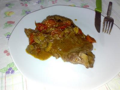 Bistecche nel sughetto