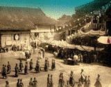 Festejos en el Castiloo de Shuri