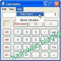 Browsing Internet Kalkulator