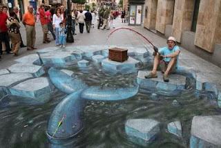 Photo-photo Street Paintings 11