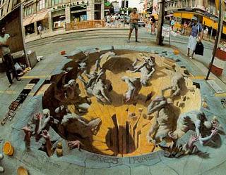 Photo-photo Street Paintings 3