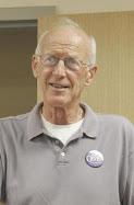 U.S. Representative John Olver, D-Amherst, Massachusetts.