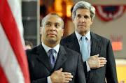 Deval Patrick & John Kerry