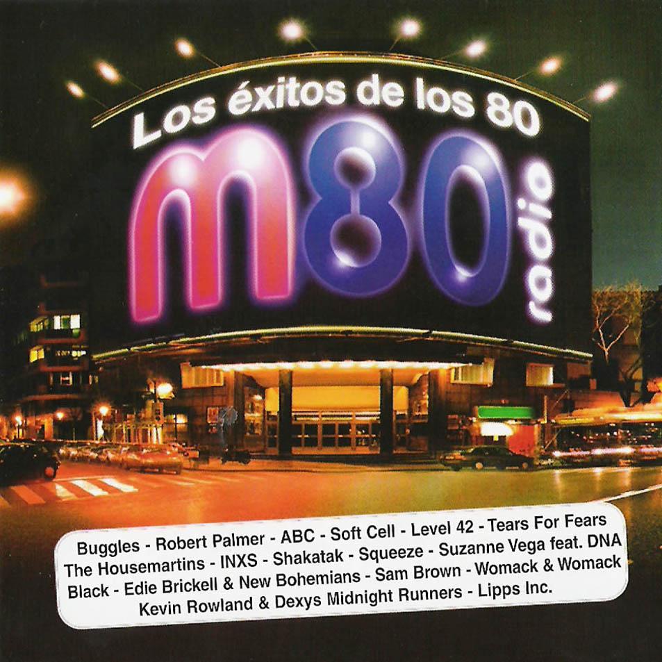 musica delos 80 y 90: