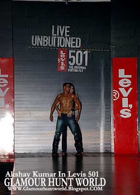 Akshay Kumar In Levis 501 Jeans in INDIA