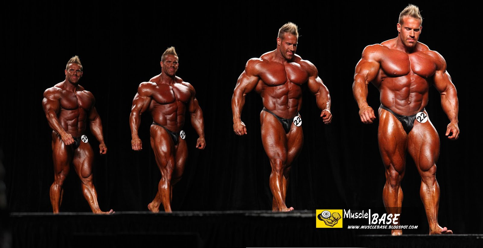 Bodybuilding wild inter jay cutler mr olympia 2010 winner for The olympia