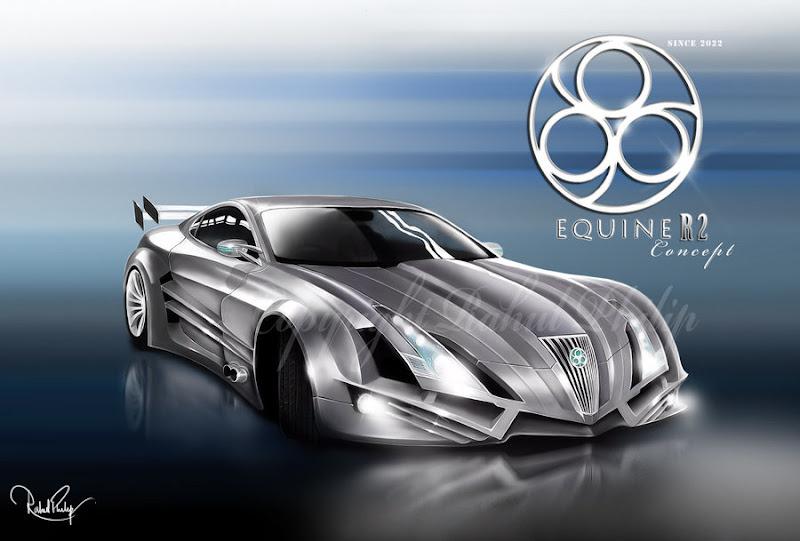 2010 concept car design style