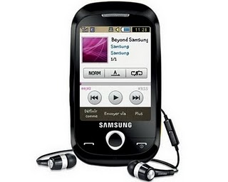 Spesifikasi Samsung Corby TXT(B3210)