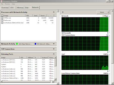 Windows 7 Resource Monitor Shortcut