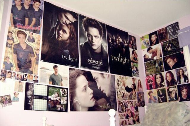 Elegant Twilight Bedrooms by fans