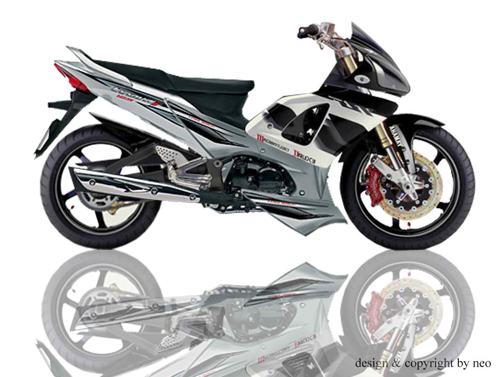 Picture Modifikasi Supra X