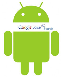 Android Voice Search Actions