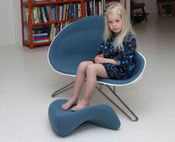 Fun Sofa for Kids and Beautiful Chair for Adults
