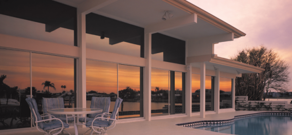 Interior exterior design with Window Film