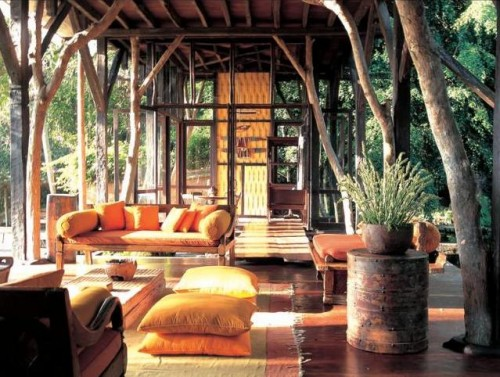 Balinese House Design Ideas Exotic Asian