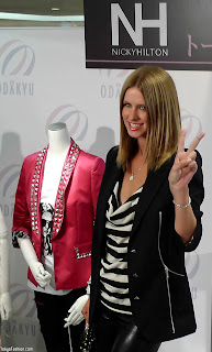Nicky hilton@something borrowed something new