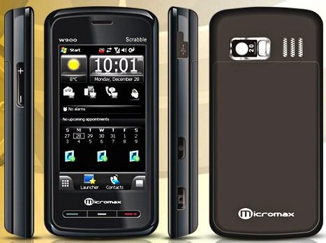 Micromax Mobile phones Price list in India