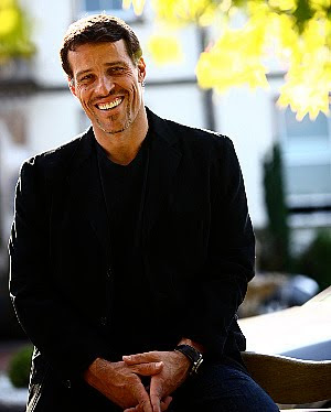 Glorified Infomercial‎ - Tony Robbins' New Show on NBC