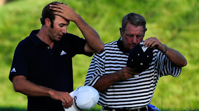 Dustin Johnson' Bunker Controversy (Video)