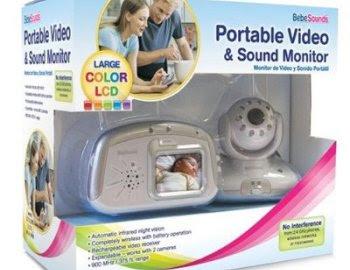 Child Video Monitor