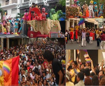 Exitos totales Marcha del orgullo Gay 2009