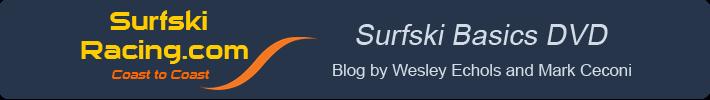 Surfski Basics - Wesley Echols and Mark Ceconi