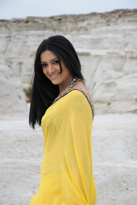 small mamtha mohandas yellow saree mamtha movies mamtha mohandas yellow saree