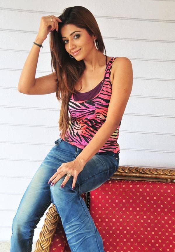 Stunning Telugu model Rithima sexy photos sexy stills