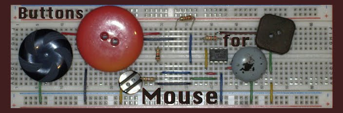 Buttons for Mouse